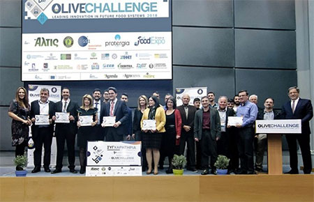 OLIVECHALLENGE - 1st Innovation & Business Initiative Contest of Olive Cultivation
