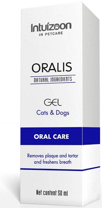 οδοντικό τζελ Intuizoon in Petcare Oralis